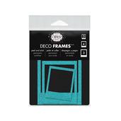 Glitter Dust™ Polaroid Frame Assortment-Teal
