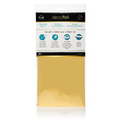 Deco Foil™ Transfer Sheets Value Pack • Gold