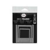 Glitter Dust™ Polaroid Frame Assortment-Silver