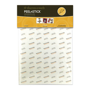 PeelnStick 11&quot; x 17&quot; Sheet Pk. (2)