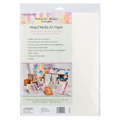 Rebekah Meier Designs Mixed Media Art Paper 9