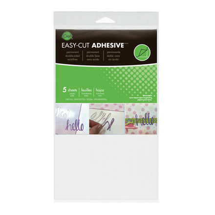 iCraft Easy Cut Adhesive™ Sheets • Lg picture