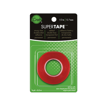 SuperTape™ Roll • 1/2 in picture