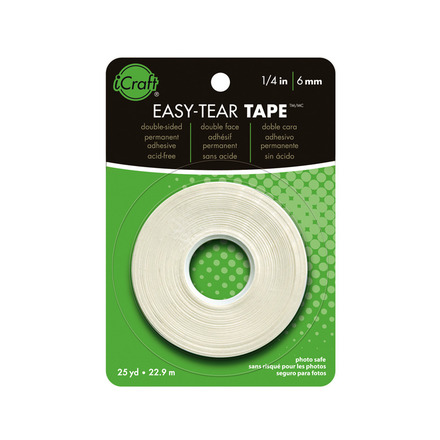 iCraft Adhesive™ Tape • 1/4 in picture