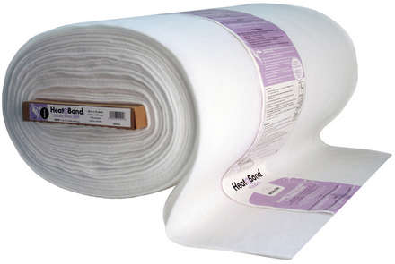 HeatnBond Fleece Fusible High Loft (White 45 in. d/f x By The Yard)