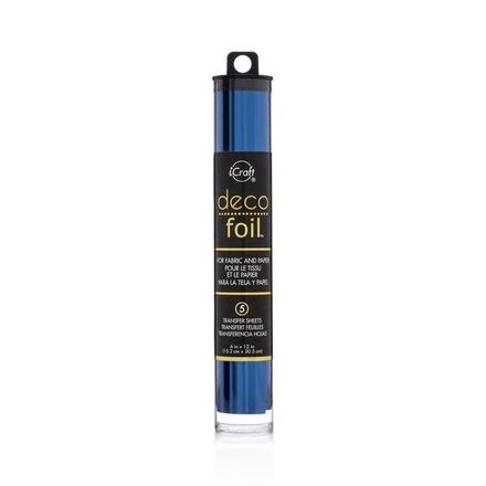 Deco Foil™ Transfer Sheets • Deep Blue picture
