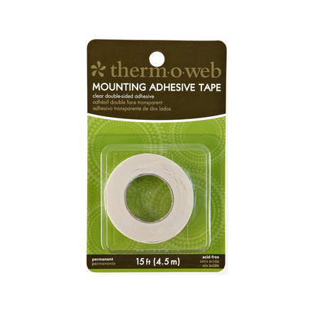 """Mounting Adhesive 1/4""""x15' Tape picture"""