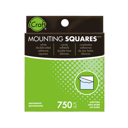 Mounting Squares 750 Count picture