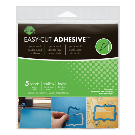 iCraft Easy Cut Adhesive™ Sheets • Sm picture
