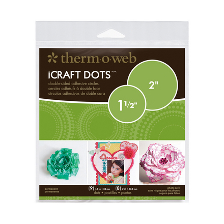 iCraft Adhesive™ Dots • Combo Pack picture