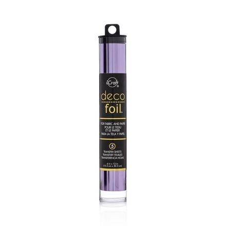 Deco Foil™ Transfer Sheets • Lilac picture