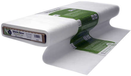 StitchnSew Perforated Tear-Away Soft (White 19 in. x By The Yard) picture