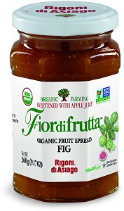 Rigoni Di Asiago Fiordifrutta Organic Fruit Spread, Fig, 9.17 Ounce picture