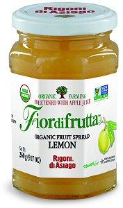 Rigoni Di Asiago Fiordifrutta Organic Fruit Spread, Lemon, 9.17 Ounce picture