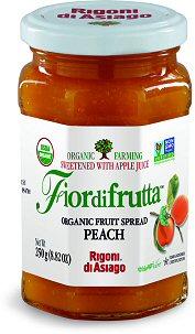 Rigoni Di Asiago Fiordifrutta Organic Fruit Spread, Peach, 8.82 Ounce picture