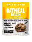 Sustainable Indulgence Premium Cookie, Pack of 6, 6oz (Oatmeal Raisin)
