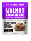 Sustainable Indulgence Premium Cookie, Pack of 6, 6oz (Walnut Chocolate Chip)