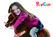 Smart Gear Horse PonyCycle  Brown Small (3-6 Years) additional picture 1