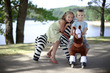 Smart Gear Horse PonyCycle  Brown Medium (4-9 Years) additional picture 3