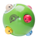 PEEK-A-BOO BALL - GREEN