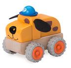 POLICE DOG CAR