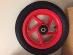 Wheel Kit - Red Racer