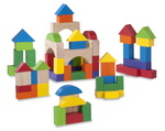 75 Piece Block Set