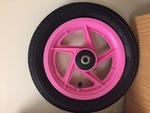Wheel Kit - Pink Racer