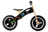 Smart Balance Bike - GRAFFITI ONYX