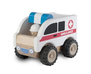 Mini Ambulance Car picture