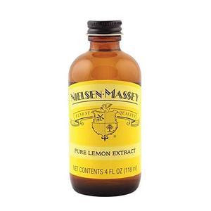 Nielsen-Massey Pure Lemon Extract, 4 FL OZ picture