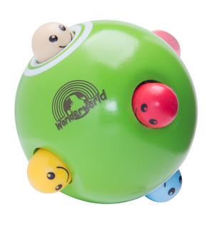 PEEK-A-BOO BALL - GREEN picture