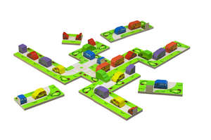 TRANSPORT 3D DOMINO picture