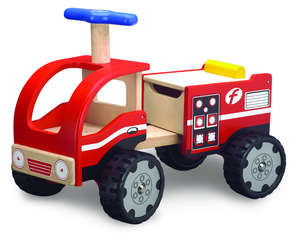 RIDE-ON FIRE ENGINE picture