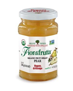 Rigoni di Asiago Fiordifrutta Organic Fruit Spread Pear, 8.82 Ounce picture