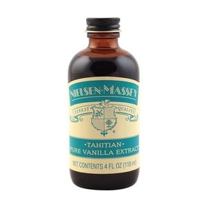 Nielsen-Massey Tahitian Pure Vanilla Extract, 4 FL OZ picture