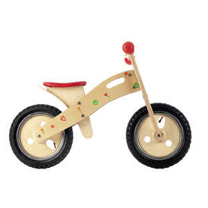SMART BALANCE BIKE - FLORAL HEARTS picture