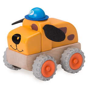 POLICE DOG CAR picture