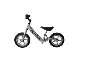 My First Smart Balance Bike - Metallic Silver picture