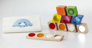 WONDER SENSORY BLOCKS picture