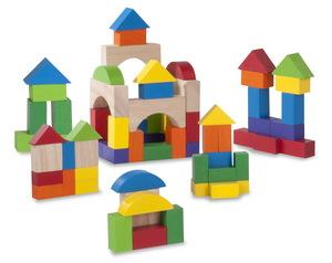 75 Piece Block Set picture