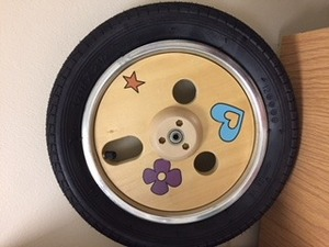 Wheel Kit - Princess picture
