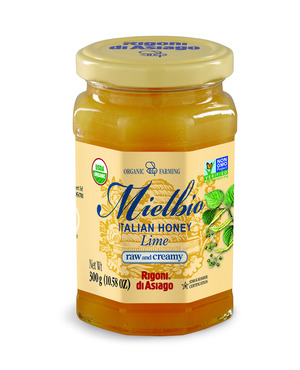 Rigoni Di Asiago Mielbio Oragnic Italian Lime Honey, 10.58 Ounce picture