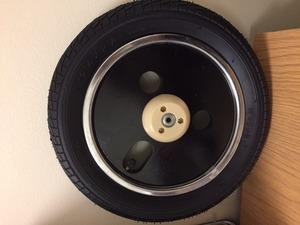 Wheel Kit - Black Graffiti picture