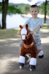Smart Gear Horse PonyCycle  Brown Medium (4-9 Years) additional picture 2