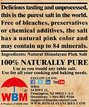 Himalayan Chef Pink Fine Salt glass Jar, 17.5 Ounce, (Pack of 6) additional picture 3