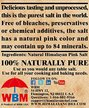 Himalayan Chef Pink Coarse Salt glass Jar, 17.5 Ounce, (Pack of 6) additional picture 3