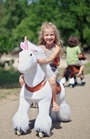 Smart Gear Unicorn PonyCycle  White Medium (4-9 Years)