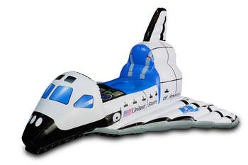 Jr. Space Explorer, Inflatable Space Shuttle picture