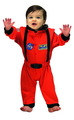 Jr. Astronaut (orange), size 6/12M